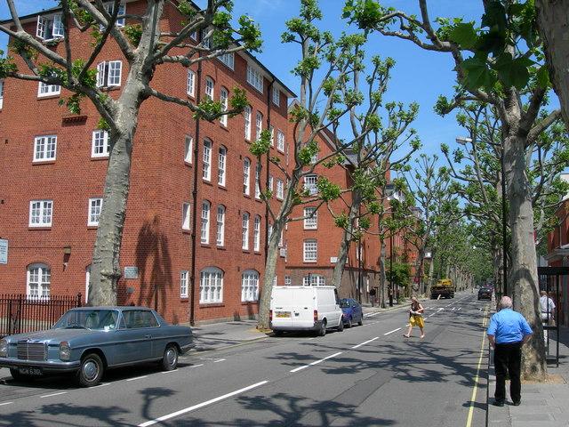 John Islip Street SW1
