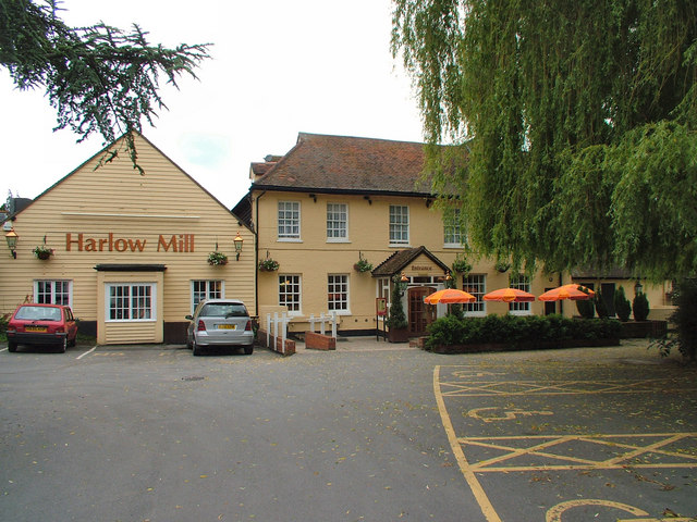 Harlow Mill Restaurant