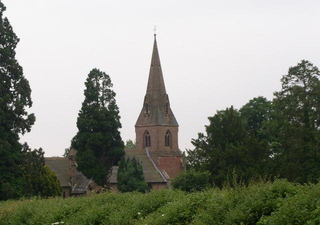 Wichenford Church