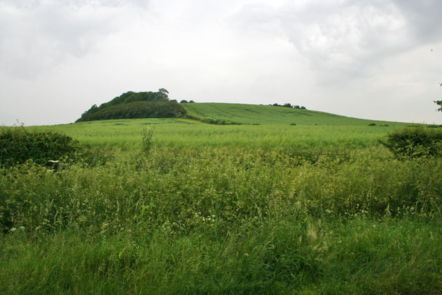 Hoe Hill near Normanton-on-the-Wolds