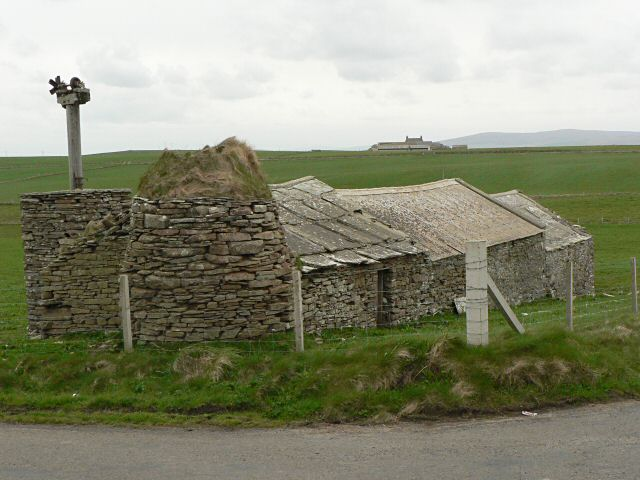 Sanger Mill, Westray