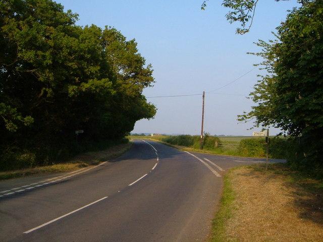Hooperton Cross