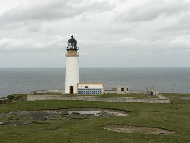 Noup Head Lighthouse, Westray