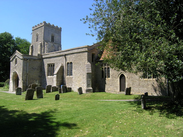 Ludgershall St Mary's Church, Bucks
