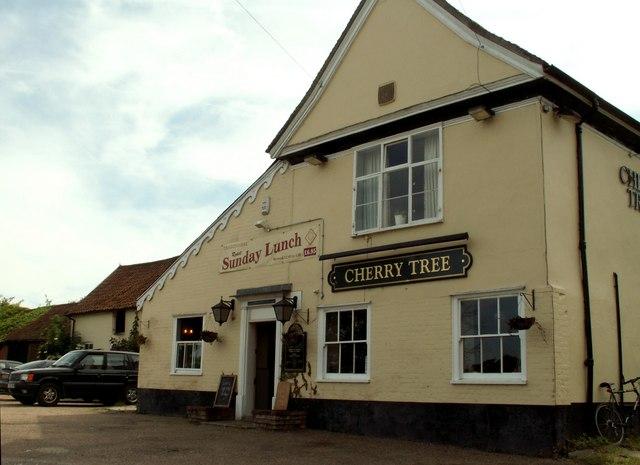 'Cherry Tree' inn, Debenham, Suffolk
