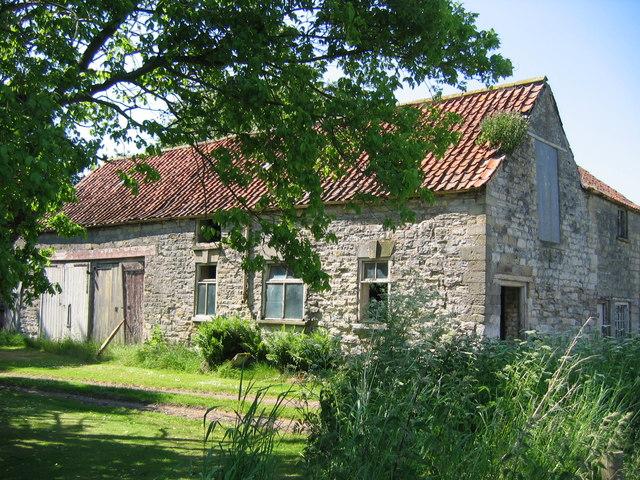 Old Farm buildings, North Grimston