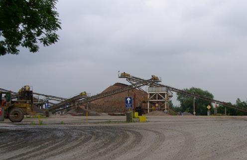 Church Farm quarry