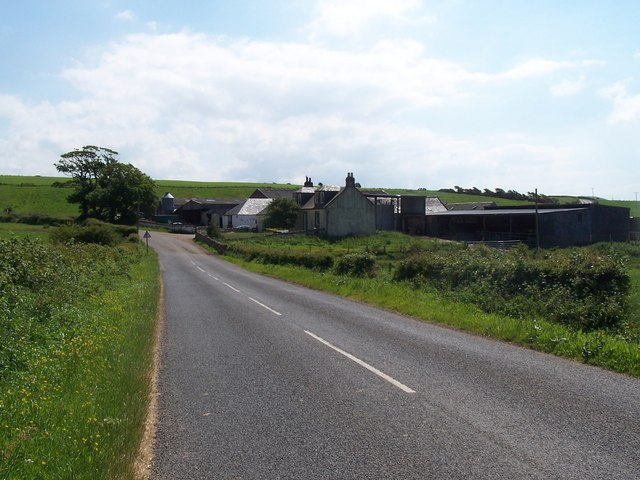 Bute,  Gallachen Farm