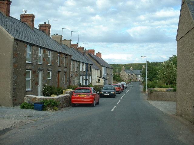 Rhyd-y-clafdy village