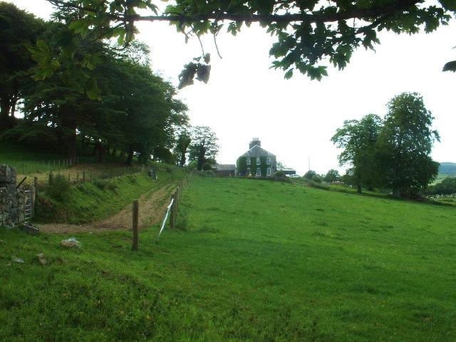 Gallt y Beren farm