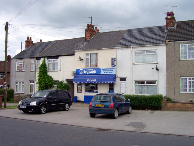 Barnetby News, Off-Licence and Movie Hire