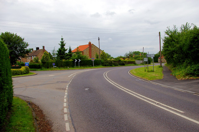 North Willingham - The A631