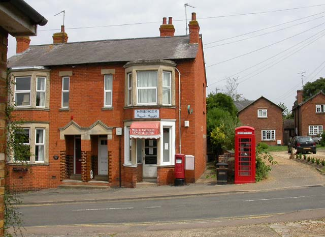 Post Office and General Store, Great Houghton