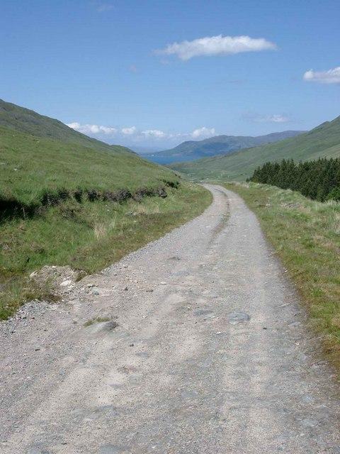The Guseran track