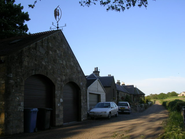 Kingask Cottages