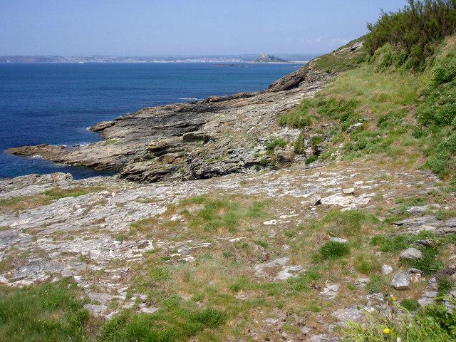 Rocks at Stackhouse Cove