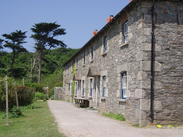 Cottages at Prussia Cove