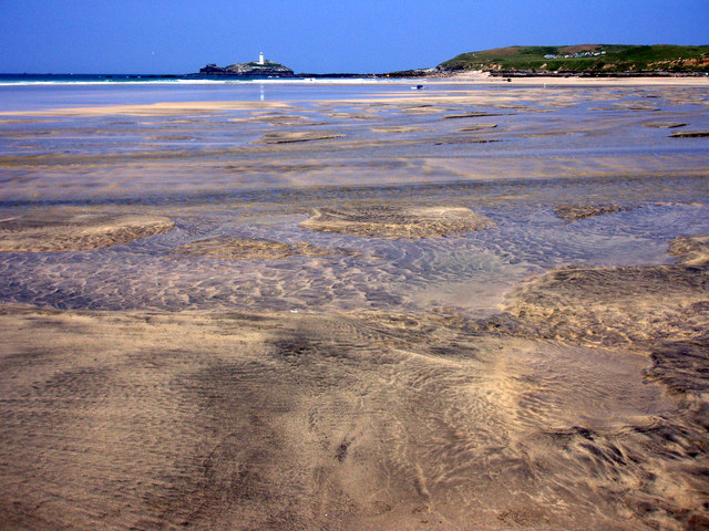 Sands at Gwithian