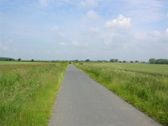 Overton to Shipton road