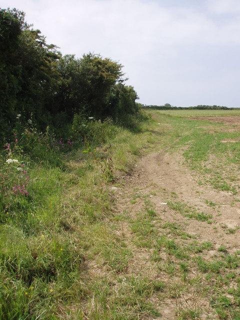 Footpath to Gwinear