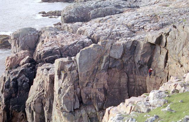 Sea Cliffs at Nibon