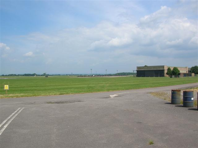 RAF Linton on Ouse