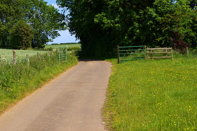 The Road to Gayton-le-Wold