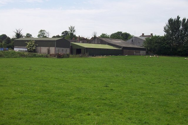 Farm at Great Saredon