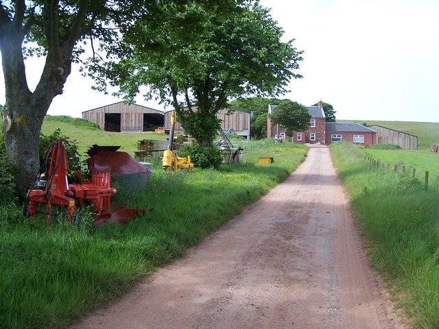 Cumbrae, Portrye Farm