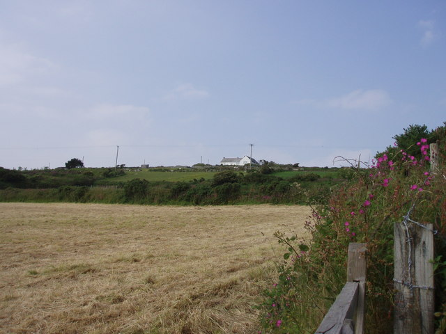 Fields at Tresoweshill