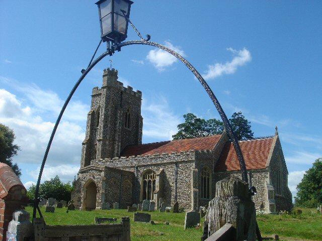 Assington Church