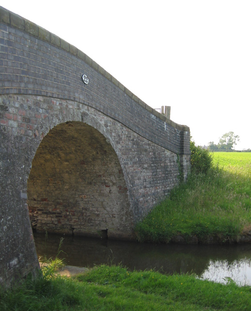 Thomason's Bridge, from the east