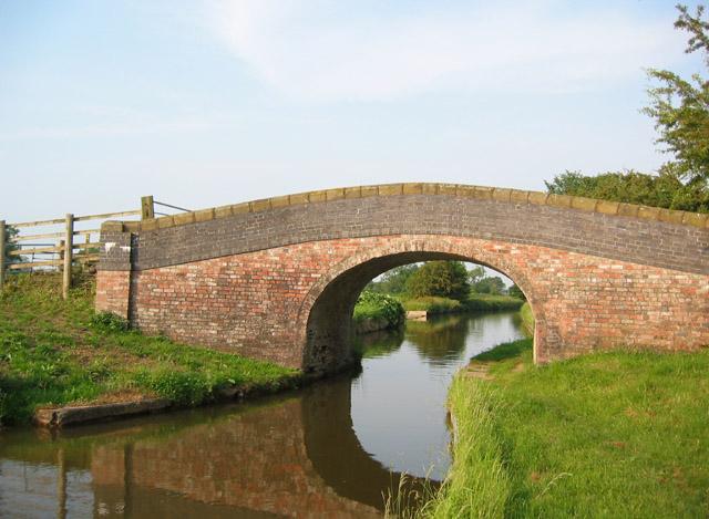 Thomason's Bridge, from the west
