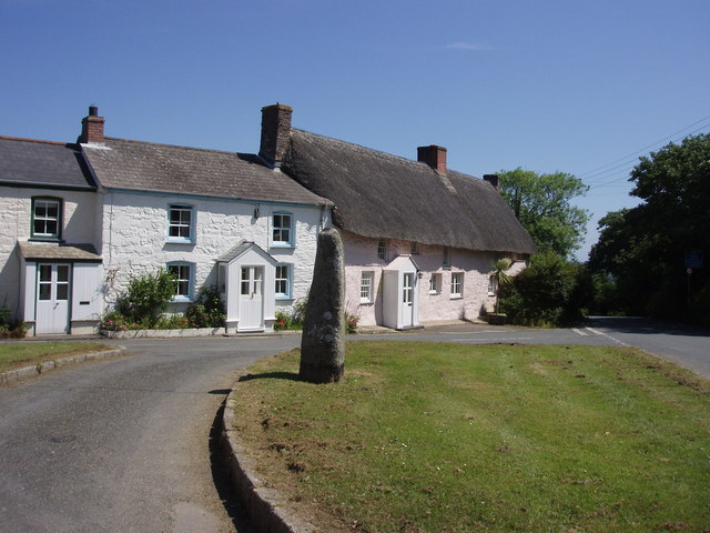 Cottages at Mawgan