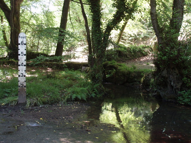 Ford near the Helford River