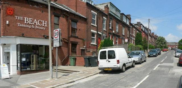 Sowood Street, Burley, Leeds