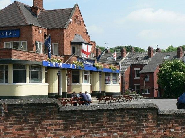 The Haddon Hall, Bankfield Road, Burley, Leeds