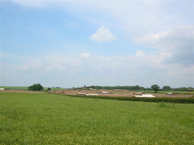 Farm near Whixley