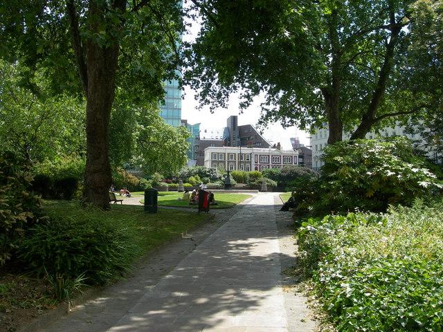 Bessborough Gardens