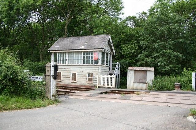 Wickenby Signal Box