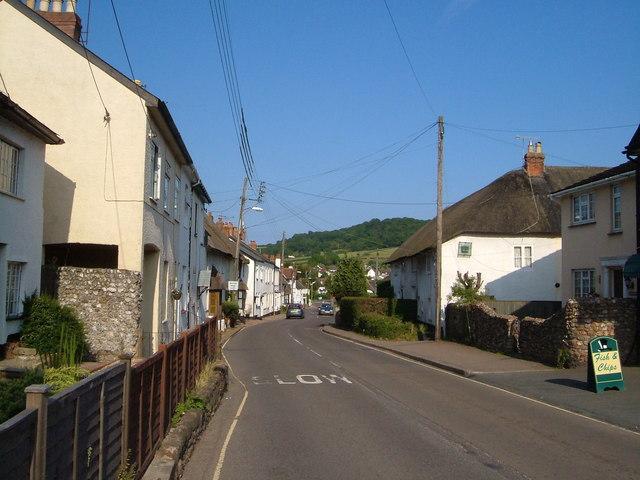 Church St, Sidford