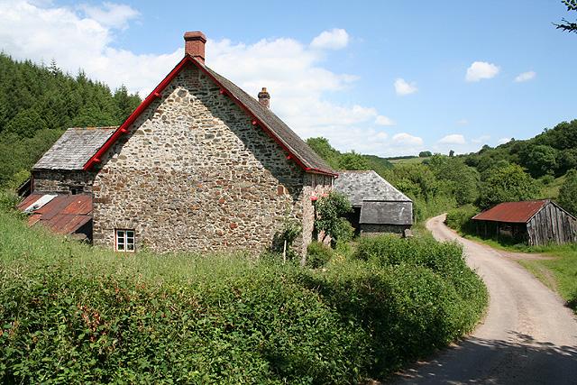 Stoodleigh: Aldridge Mill