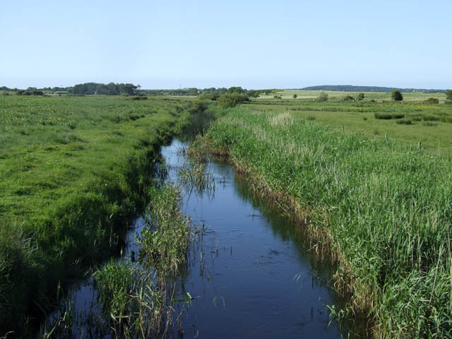 The Crigyll river near to Rhosneigr