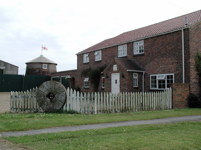 Havenside Windmill, Patrington