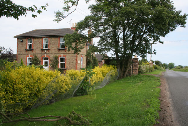 Honeywood Farm, near Dunholme, Lincolnshire