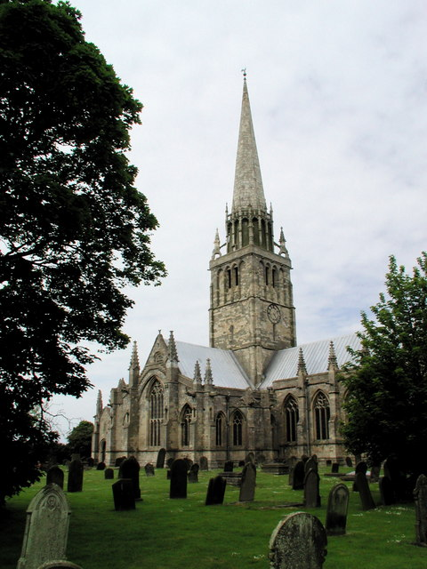St. Patrick's Church, Patrington