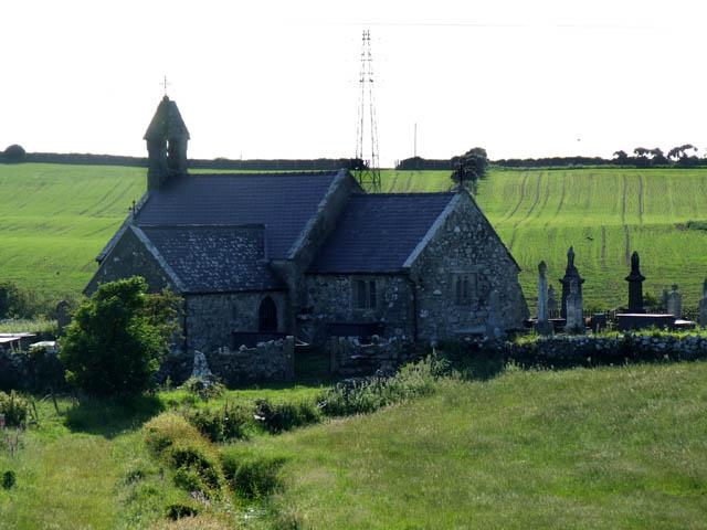 Llanbeulan Church