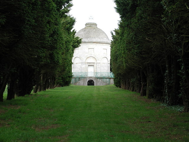The Constable Mausoleum, Halsham