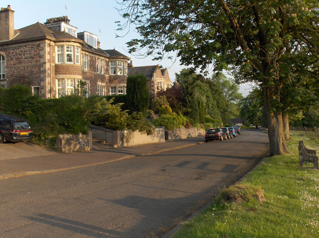 Blairforkie Drive, Bridge of Allan