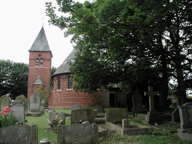 Holy Trinity Church, Sunk Island